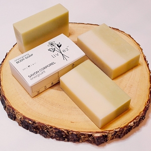 Body Bar: Rosemary Mint